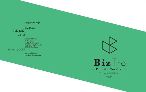 Domein Cuvelier - BizTRo - Grüner veltliner