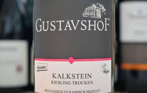 Gustavshof - Riesling Kalkstein 2014