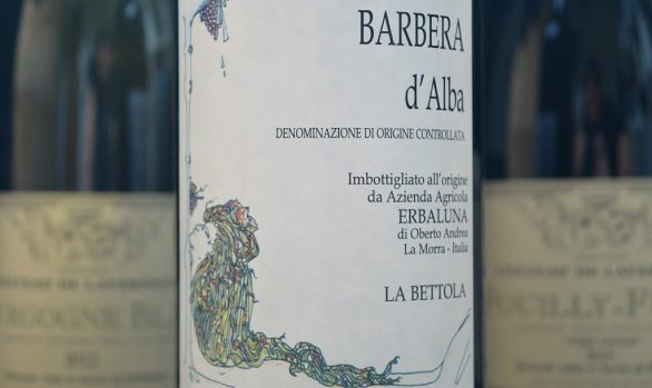 Azienda Agricola Erbaluna - La Bettola - Barbera d'Alba 2012